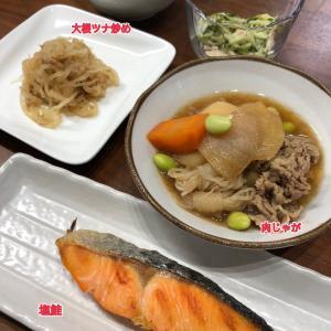 4月10日(金)の夕飯