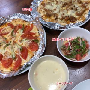 7月28日(火)の夕飯