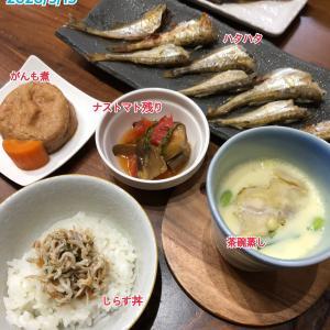 9月13日(日)の夕飯