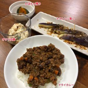 9月25日(金)の夕飯