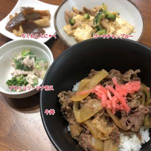 7月27日(火)の夕飯