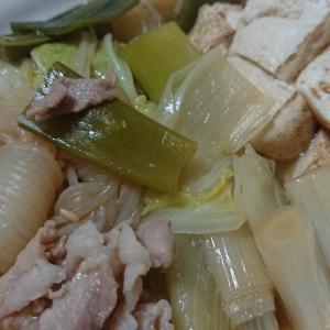 肉豆腐とよだれ鶏♪~12月11日(火)の夕飯とネコ~
