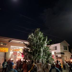 2019/09/15  昭島・榊祭り