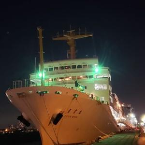 航海練習船・青雲丸