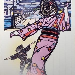 越中・八尾 おわら風の盆9.01