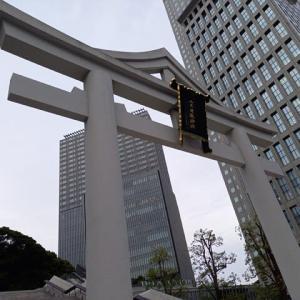 赤坂山王日枝神社5.26