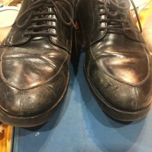 靴の修理・大喜販売した靴