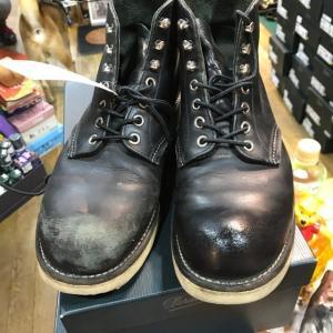 靴の修理 RW編