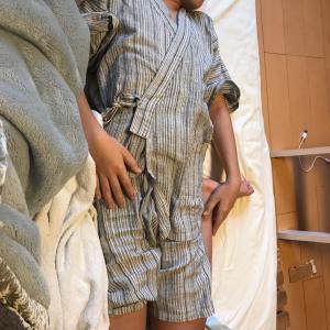 発達障害児の骨盤周りの筋肉を開拓する 3期