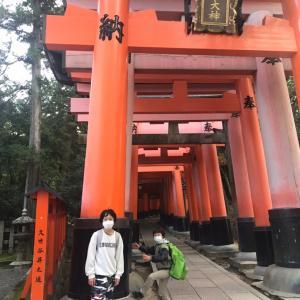 子母子旅✨メジャーな京都②