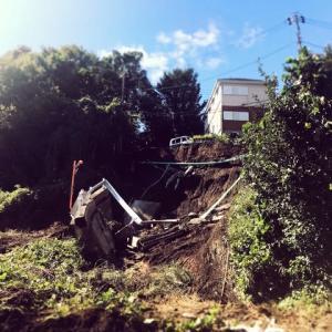 共産党町田市議団と台風19号の被害実態を調査──