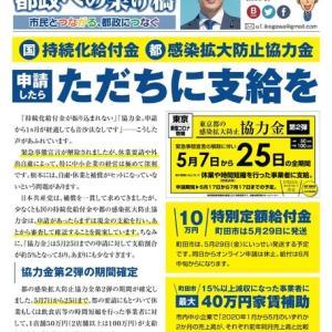 市民とつながる、都政につなぐ──池川友一活動報告ニュース「都政への架け橋」(第88号)