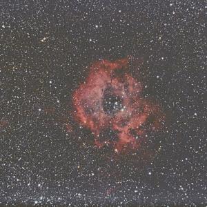 19/12/28 「令和元年 撮り納め式 極寒の三峰の陣」 part6 最終回 「NGC2244 バラ星雲…」