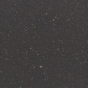 20/03/20 「三峰 弥生の陣」 part2「スカイメモとカメラレンズで撮ったATLAS(C/2019 Y4) と メシエ天体」