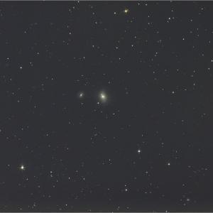 20/03/20 「三峰 弥生の陣」 part4「じみぃ〜な銀河も最終回? M85(NGC4382)」