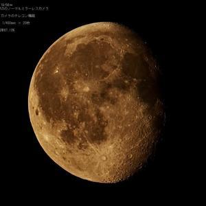20/11/05  2日連続で火星と月齢18日目のお月様を撮影…。そして今日の太陽黒点…。