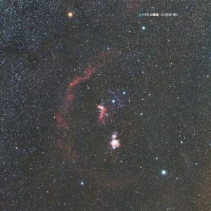20/11/16  Go to Sky Watcherで霜月の陣! part1「ATLAS彗星 C/2020M3」