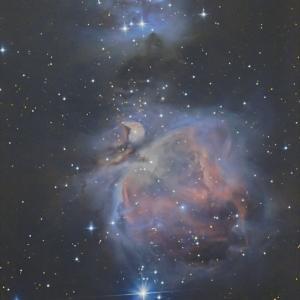 20/12/15  令和2年撮納式 大寒波の陣 part8 最終回「処理に苦労したオリオン大星雲 M42(NGC1976)…。」