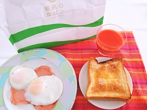 銀座の食パン