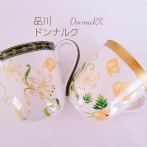 贈り物のマグカップ