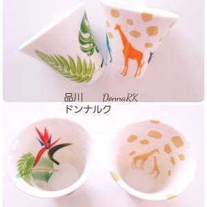 アーティストが作るフリーカップ
