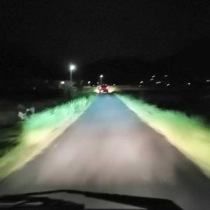 広島 有害駆除 ナイトドライブ