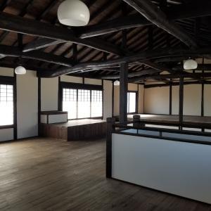 佐久市 古民家再生~引渡しは済んでおりますが、まだ工事は続いています^^;