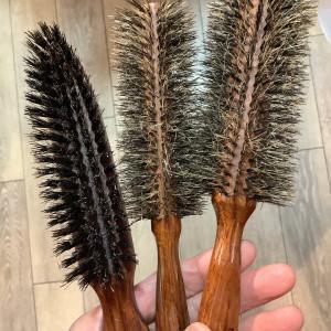 僕がオススメするヘアブラシの材質とは?