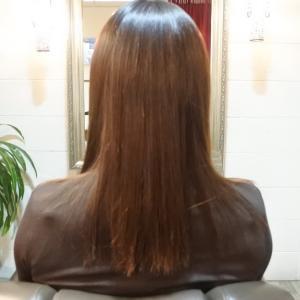 縮毛矯正が長持ちするヘアケアについて