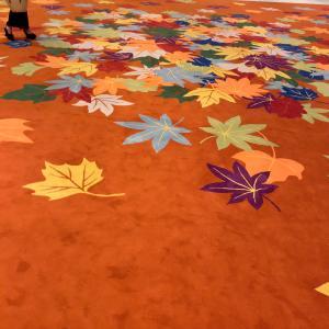 リーガロイヤルの絨毯