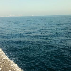 【釣行】福浦岸壁1104 遠投カゴ 午後アジ狙い