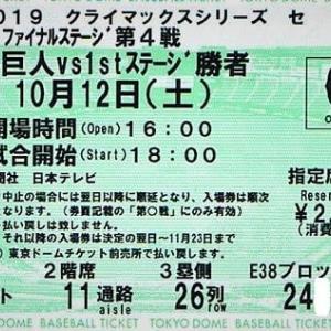 猛虎通信 Vol.111 『大大大逆転劇も、東京ドームで終戦』