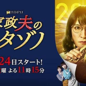 テレビ Vol.299 『ドラマ 「家政夫のミタゾノ」』
