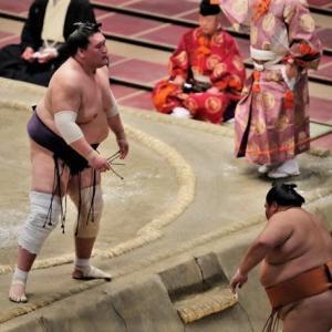 スポーツ No.194『照ノ富士、地獄からの復活優勝』