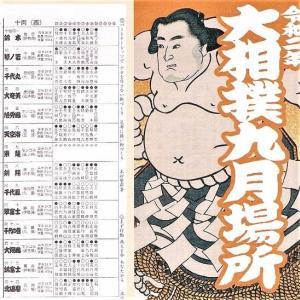 スポーツ No.198 『withコロナの相撲観戦 九月場所11日目』