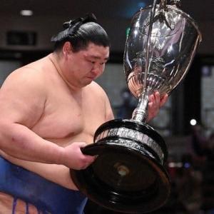 スポーツ No.199 『正代、悲願の初優勝』