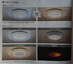 LED照明に切り替える〓