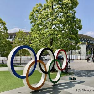 オリンピック開幕とチャレンジ精神