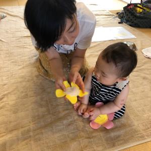 積み重ねがママの自信につながるサイン♪(広島市西区・赤ちゃんサイン】