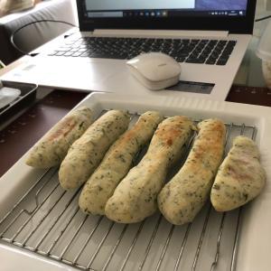 パクパク食べて止まりませんでした~♪【広島市西区・おうちパン講座】