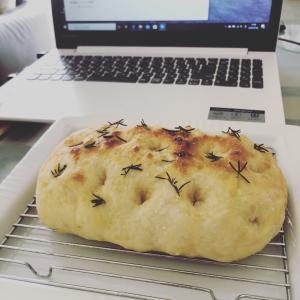 止まらない美味しさ♪【広島市西区・おうちパン講座】