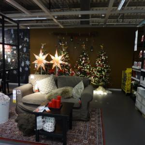 IKEAでミニクリスマスツリーを買う