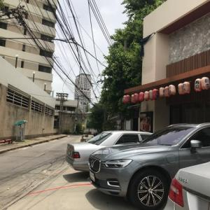 グルテンフリーなカフェ@VAN and TABI gluten-free cafe(sukhumvit soi 26)