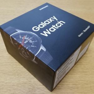 Galaxy Watch 買っちゃったの話♪