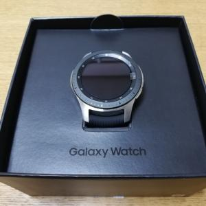 """Galaxy Watch 買っちゃったの話♪""ベルト交換の話!"