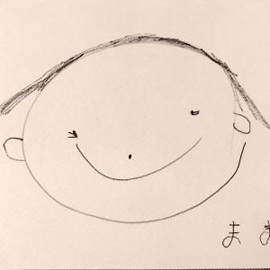 長男と次男が同じ時期に描いた絵を比べてみる☆またまたムーミンハウス型の付録登場!