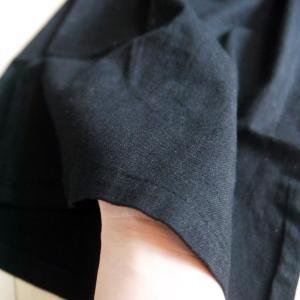 夏にヘビロテ☆体型カバーしながら涼しいリネンのガウチョ【PR】