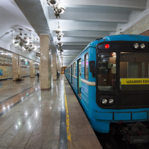【ウズベキスタン】撮影禁止が解除されたタシケントの地下鉄とチョルスー・バザール