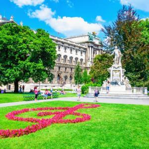 【オーストリア】ウィーンを構成する23の行政区