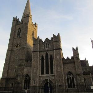 【アイルランド】ダブリンとオコンネル通り周辺の主な見所